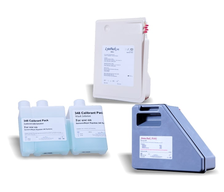 Electrolyte / ABG Reagents