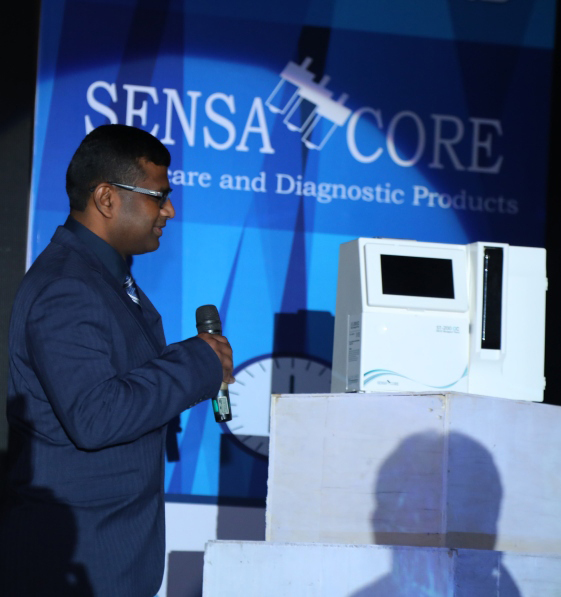 ST-200 CC Blood Gas Analyzer Launched