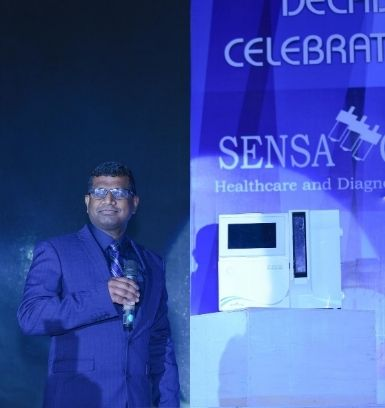 Sensa Core launches its first flagship product  ST-100 Electrolyte Analyzer